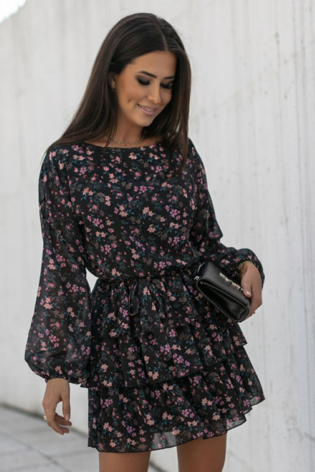 Lucy Floral Dress